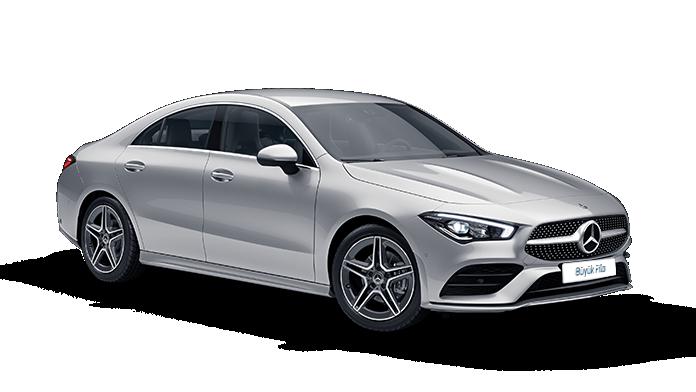 Kiralık Mercedes görseli